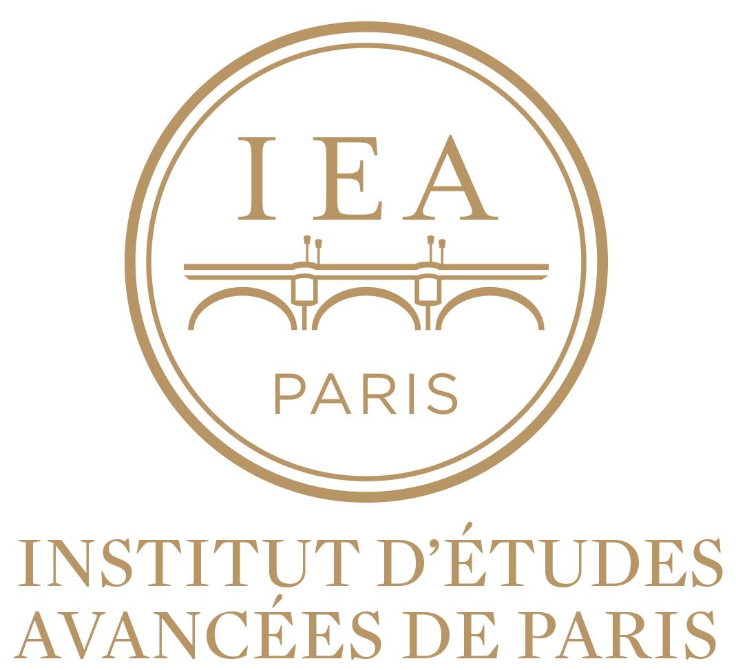 Logo IEA doré trans