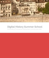 © Digital History Summer School