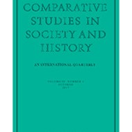 © Comparative Studies in Society and History