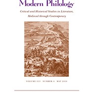 Modern Philology